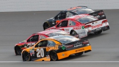 NASCAR rookie Jones earns podium finish in hometown race Article Image 0