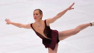 Olympian Rochette, recent med school grad, to work at long-term care home