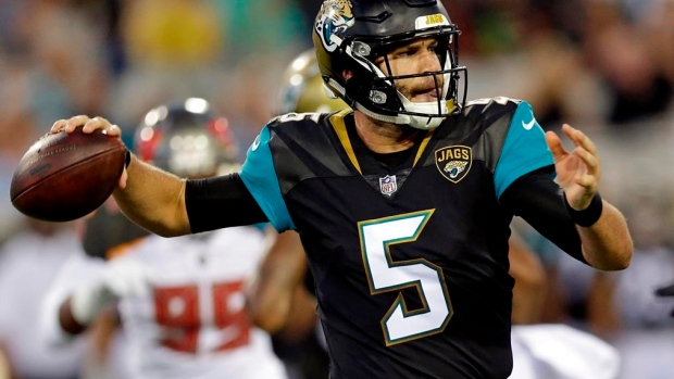 Jags give Henne 1st-team reps, raising doubts about Bortles Article Image 0