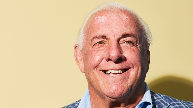 Ric Flair's Fiancée Gives Update, Says WWE Icon 'Still In Critical Condition'