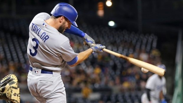 dodgers offence leads the way in win over pirates   tsn ca