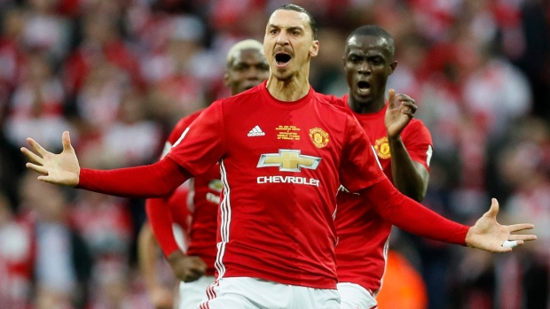 Mourinho not expecting Ibrahimovic to play before Christmas