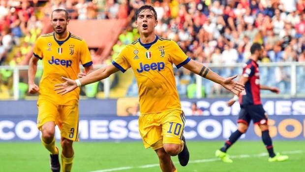 Juventus completes comeback to beat Genoa - TSN.ca