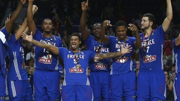 france basketball scores
