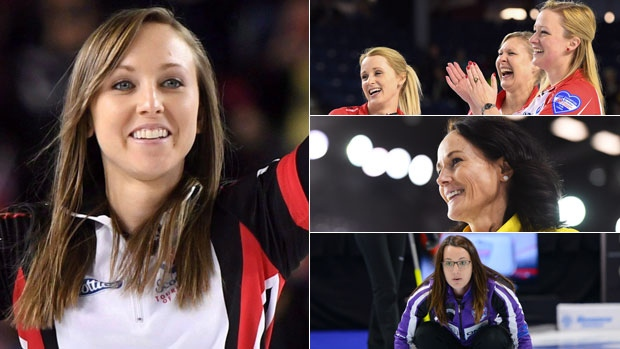 2017-18 Women's Curling Preview