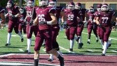 McMaster Football, courtesy of McMaster University