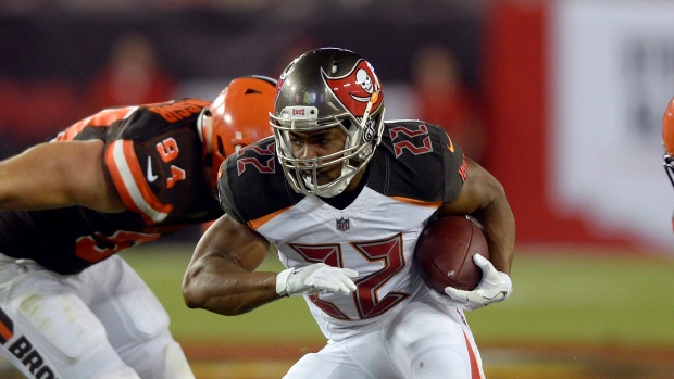 Doug Martin has been released by the Tampa Bay Buccaneers