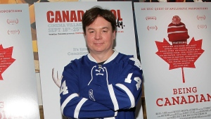 Mike Myers announced as Official Ambassador to Invictus Games