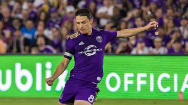 MLS suspends Orlando's Will Johnson following arrest, misdemeanor charge