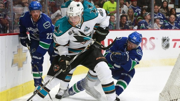 The Philadelphia Flyers Acquire Justin Braun From The San Jose Sharks