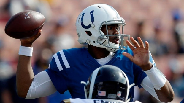 Colts unsettled at QB after Brissett replaces Tolzien Article Image 0