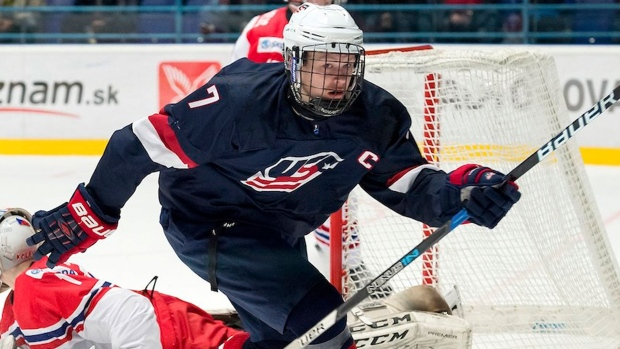 Usa Hockey Announces Preliminary Roster For World Juniors Tsn Ca
