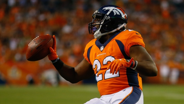 Broncos releasing RB CJ Anderson after five seasons
