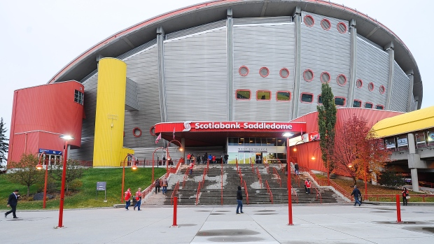 Flames Torch Pursuit Of New Arena In Calgary Tsn Ca