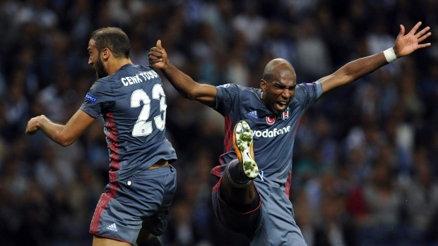 Besiktas Defeats Porto In Champions League Opener