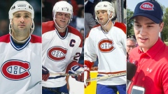 Richer, Damphousse, Turgeon, Drouin