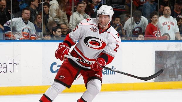 Cole Retires With Hurricanes Becomes Team Ambassador Tsn Ca