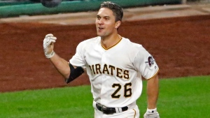 Report: Padres acquire Frazier from Pirates