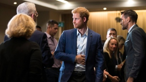 Prince Harry, Trudeau to attend Invictus Games opening ceremony in Toronto