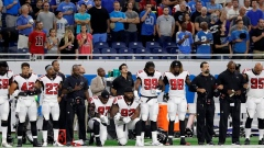 The breakdown of the players who protested during the anthem Article Image 0
