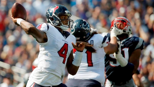 If the Texans manage to upset the Patriots in New England on Sunday it will  be a first – Houston has never won a game in Foxborough in four meetings. e63a0027d