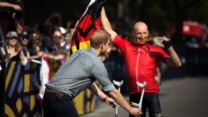 Invictus Games a showcase for some high-tech prosthetics