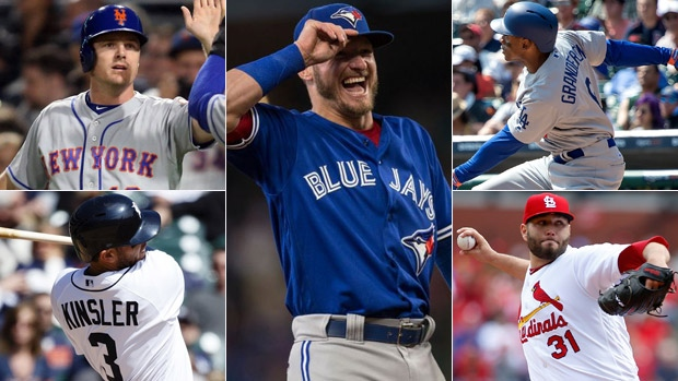 Blue Jays' off-season plans