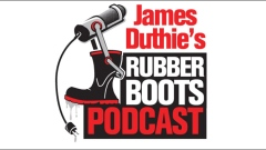 James Duthie's Rubber Boots Podcast