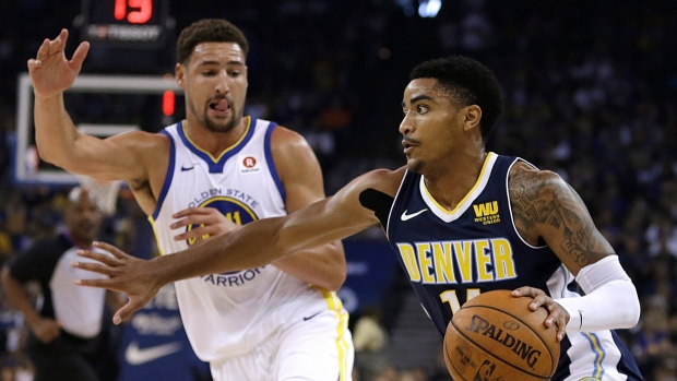 Klay Thompson Gary Harris