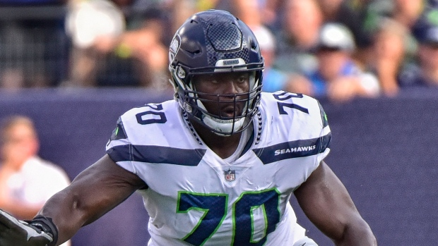 low priced 25207 ddac2 Seahawks Odhiambo having chest examined - TSN.ca