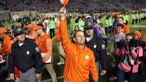 Clemson Tigers Sign Dabo Swinney To 10-Year, $93 Million Contract