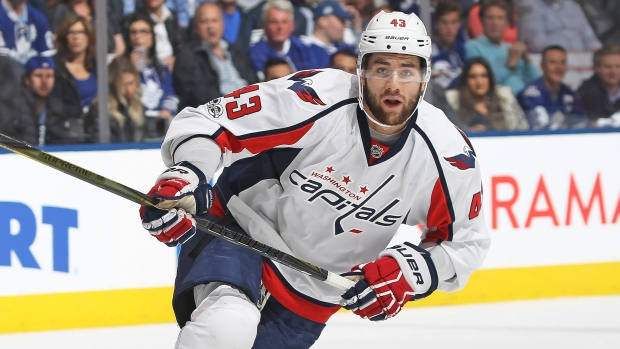 National Hockey League upholds Capitals winger Tom Wilson's 20-game suspension