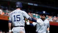 Cory Spangenerg Hunter Renfroe