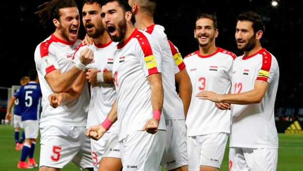 Surprising Syria prepared for World Cup playoff vs Australia Article Image 0