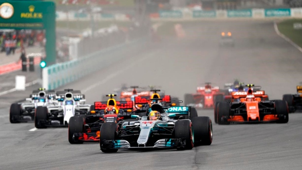 Mexico City to hold Formula 1 race without public funds - TSN ca