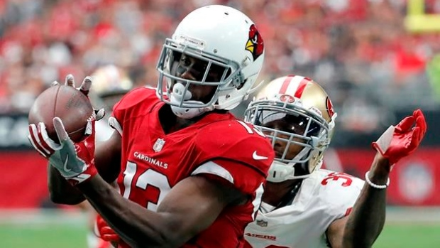 Jaron Brown seeing plenty of action for Cardinals Article Image 0