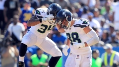 Thomas Rawls and Jimmy Graham
