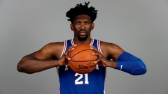AP source: 76ers, Embiid agree on 5-year, $148M extension Article Image 0
