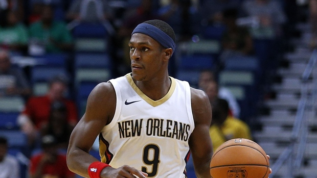 Rajon Rondo's Injury Leaves The Pelicans Even Thinner At Point Guard