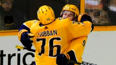 PK Subban and Filip Forsberg