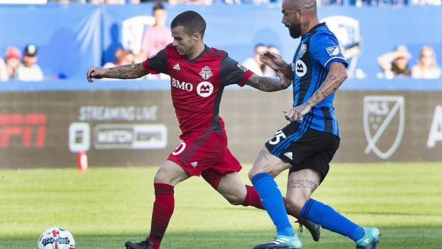 Toronto FC in playoff mode as slumping Montreal Impact come to town Article Image 0