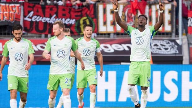 Bayer Leverkusen Held At Home By Wolfsburg Article Tsn