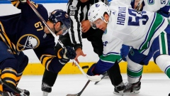 Dorsett has 2 goals, assist in Canucks' 4-2 win over Sabres Article Image 0