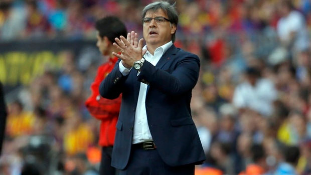 Former Barca boss Martino in charge at MLS newcomers Atlanta