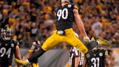 Defence leads way as Steelers get comfortable atop AFC North Article Image 0