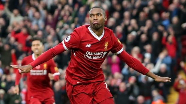 Tokeo la picha la daniel sturridge, Liverpool team