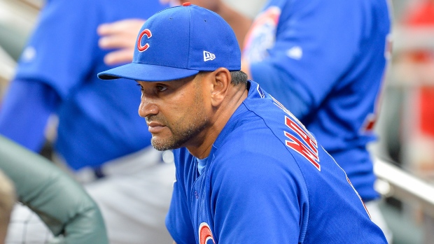 Cubs bench coach Dave Martinez signs to manage Nationals