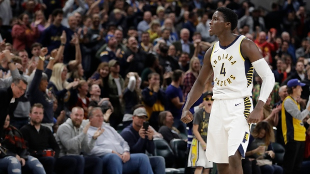 Oladipo's late three gives Pacers win over Spurs - Article ... Jabari Parker Shooting Form