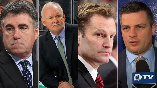 d00792ab337 Thirteen potential NHL head coaching candidates - TSN.ca