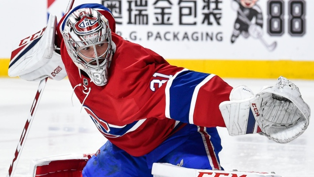 quality design 2a1c5 dd8de What's wrong with Carey Price? - TSN.ca